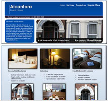 Alcantara Website was created by One 2 One PC Support