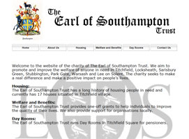 Welcome to the Earl of Southampton Trust website